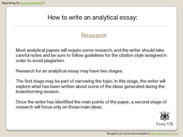 Write my research analysis paper