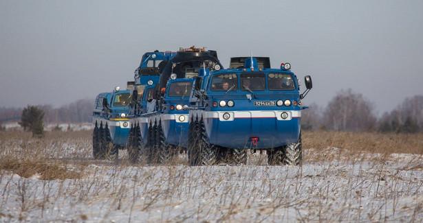 Авиационные силы поиска испасания ЦВОвылетели врайон посадки «Союза МС-17»
