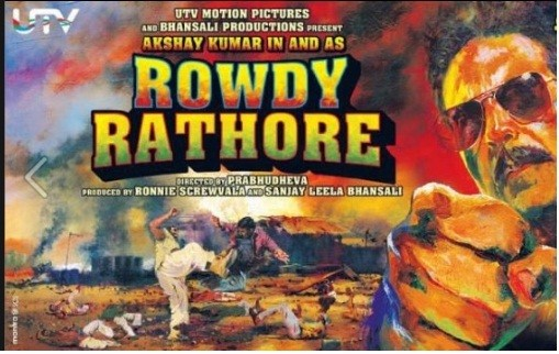 Rowdy rathore full hd song download websites