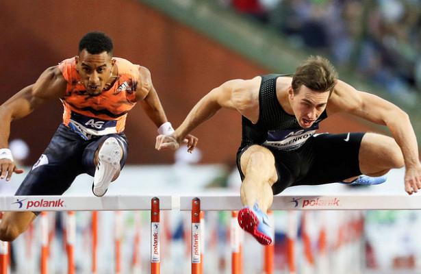 Шубенков занял третье место натурнире серии IAAF World Challenge вЗагребе
