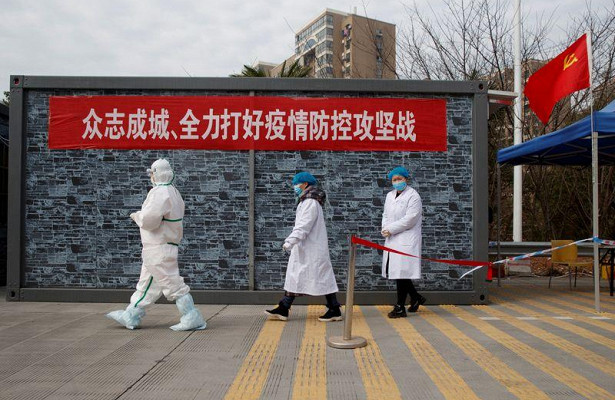 ВКитае перестали умирать из-закоронавируса