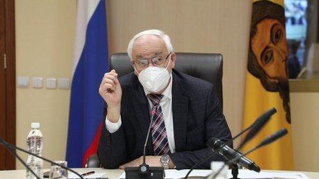 Николай Симонов раскритиковал профилактическую работу врегионе