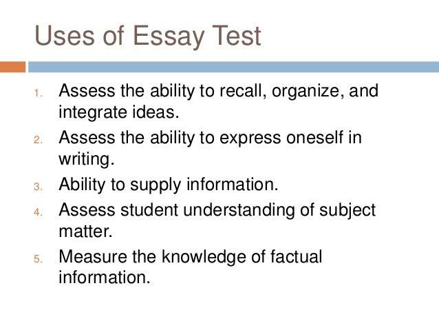 essay type - Type Of Essay Writing
