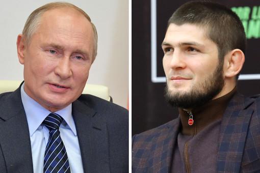 Когда Хабиб встретится с Путиным