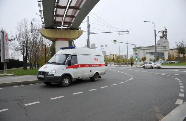 Водитель сбил ребенка вМоскве искрылся