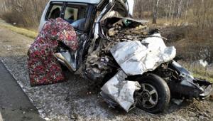 Четыре человека погибли вДТПподНовосибирском