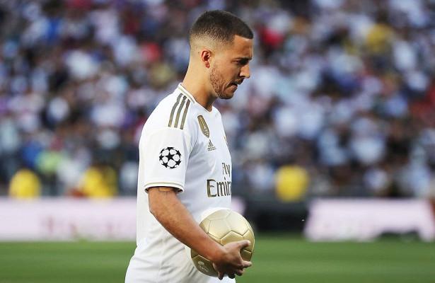 «Реал» сыграл вничью с«Осасуной» в18-мтуре Примеры