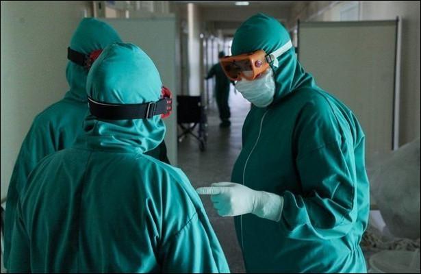ВПриволжском федеральном округе увеличилась доля активных случаев коронавируса