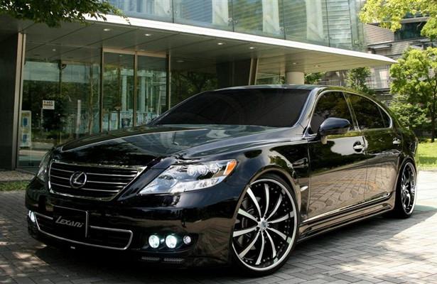Предприятие Хакасии «Айтыс» выставило напродажу Lexus LS