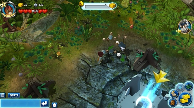 LEGO Legends of Chima: Laval's Journey pc version free