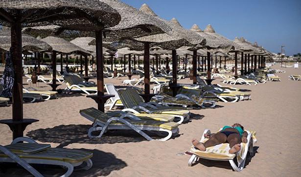 Tурбизнес России ждет открытия египетских курортов