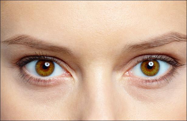 Какого цвета глаза увсех людей насамом деле