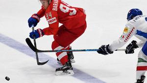 НХЛотстранила россиянина из-закоронавируса