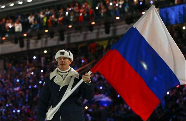 МОКдоконца января примет регламент погимну ифлагу России наОлимпиаде