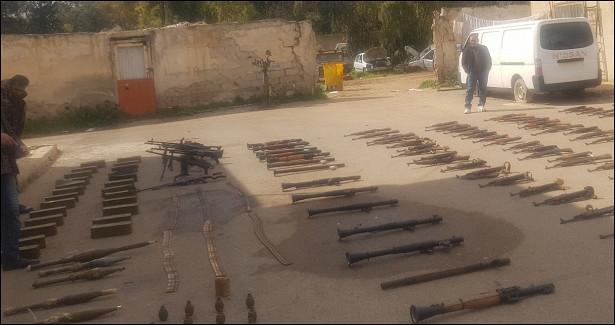Боевики сдают оружие всирийской провинции Даръа