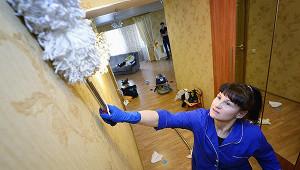 Услуги поуборке квартиры впандемию подорожали на50%