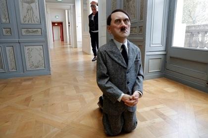 Фигуру Гитлера убрали измузея вИндонезии