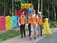 Этим летом зеленоградские организации дали временную работу 134трудным подросткам