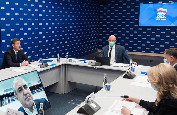 Предложения «Единой России» посоциальным статьям учтены впроекте бюджета