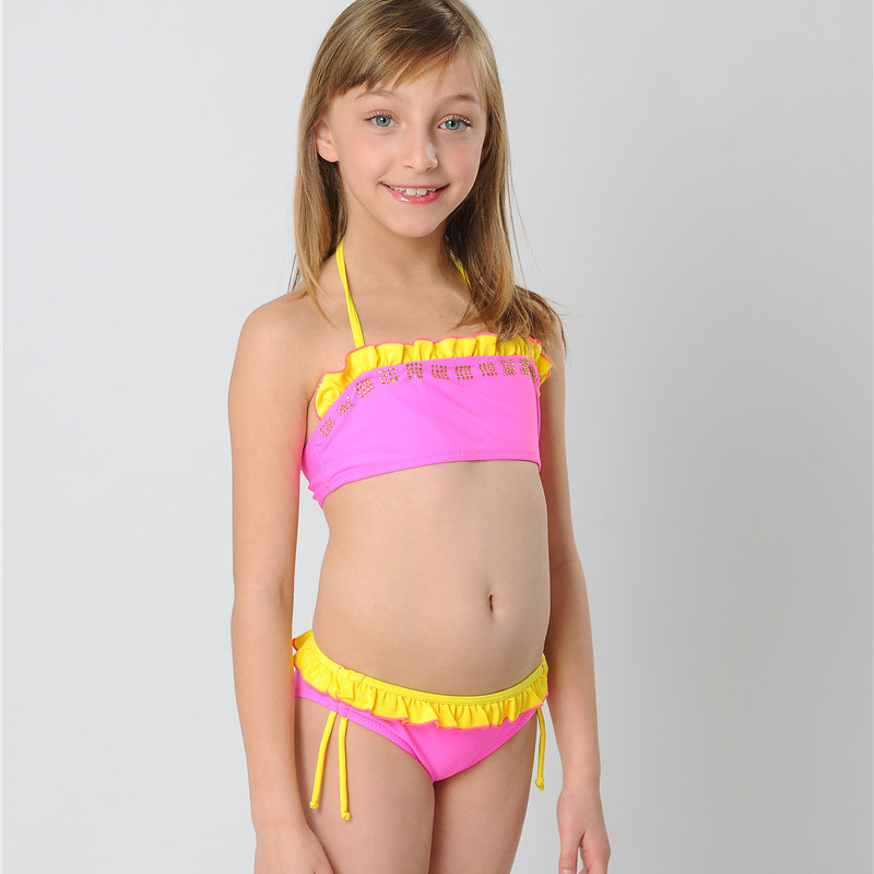 Year old girl bikini