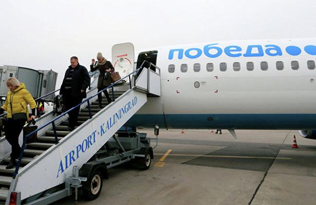 «Победа» смаяначнет выполнять часть рейсов из«Шереметьево»