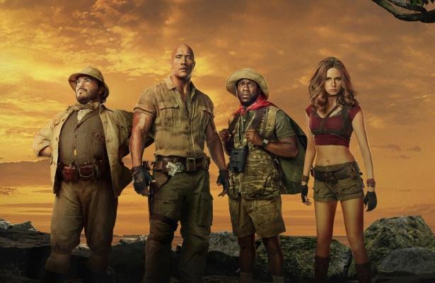 Sony снимет ещеодно продолжение «Джуманджи»