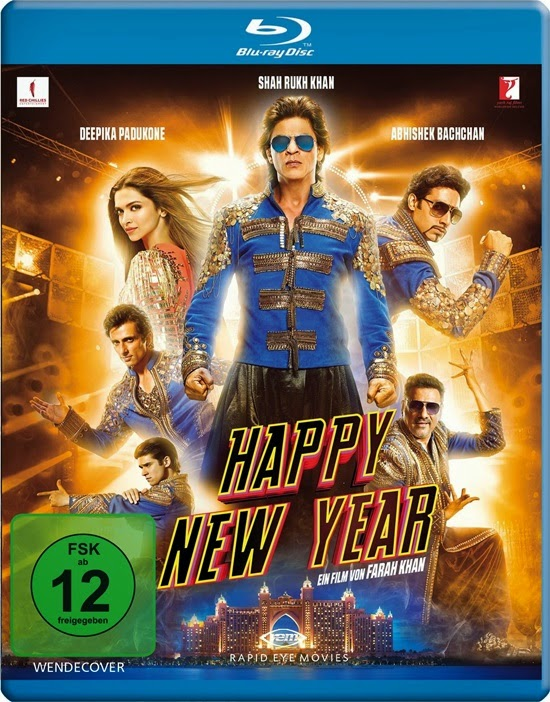 Happy New Year Hindi Film Mp3 Songs Free Download