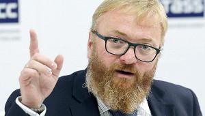 Милонов призвал ужесточить наказание запорнографию