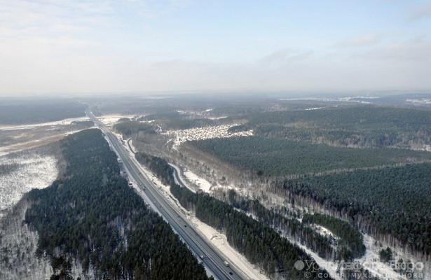 Свердловских автомобилистов предостерегли отдальних поездок