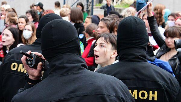 СШАпризвали освободить всех несправедливо задержанных вБелоруссии