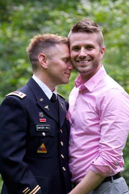 Gay military dating website