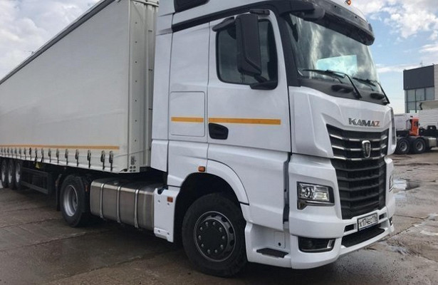 КАМАЗ готовится квыпуску Hi-Tech-версии флагманского тягача КАМАЗ-54901