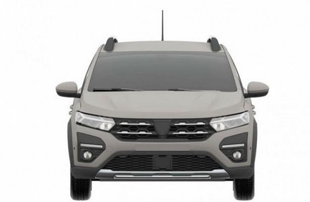 Renault запатентовала вРФSandero Stеpway нового поколения