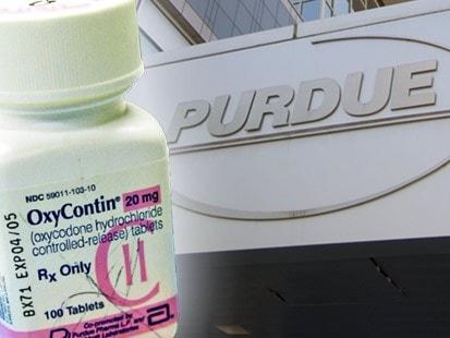 Oxycontin purdue
