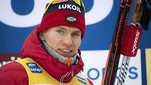 Российский лыжник Большунов стал чемпионом мира