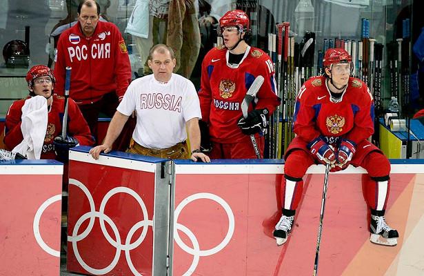 Судьбы хоккеистов— участников Олимпийских игр2006 года изРоссии