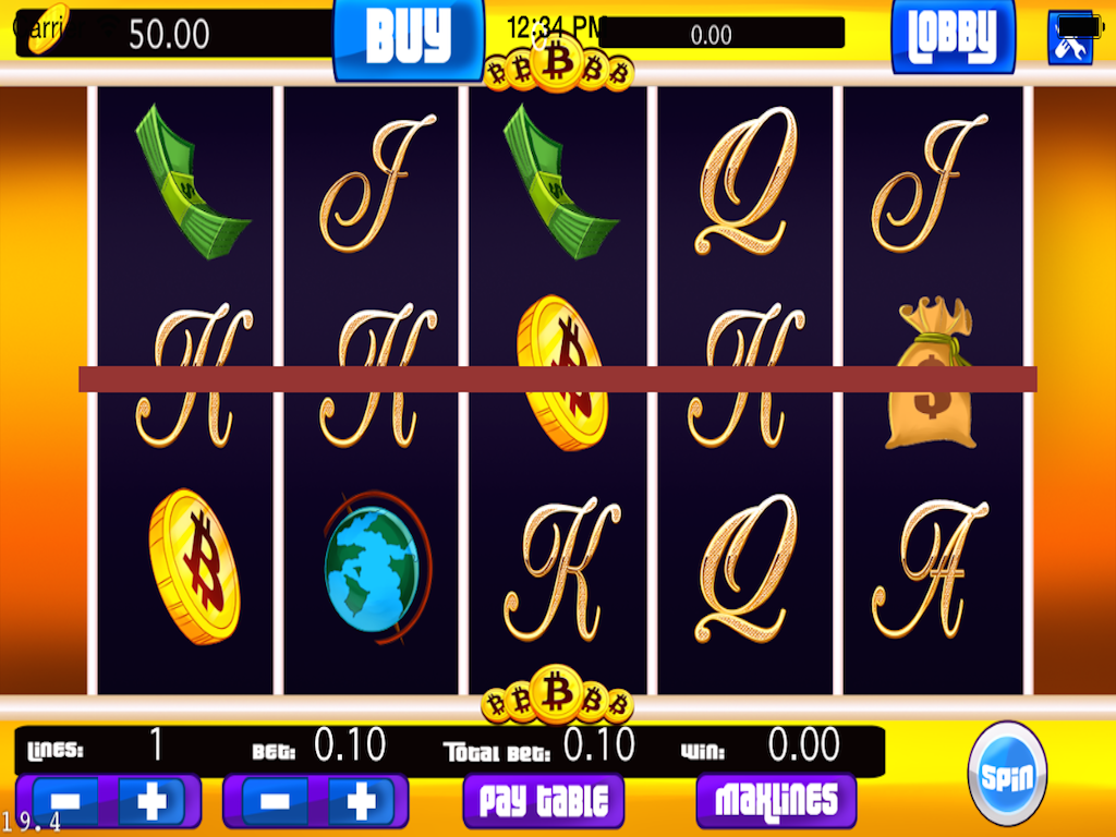bitcoin casino apk