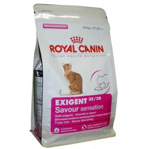 Savour exigent корм royal canin