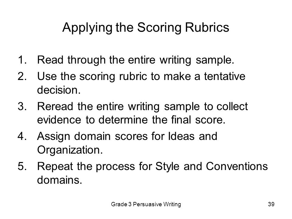 Write my descriptive essay rubric college