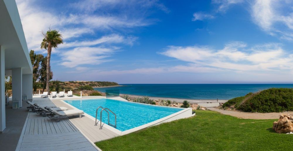 Апартаменты в Скиатос на берегу моря недорого