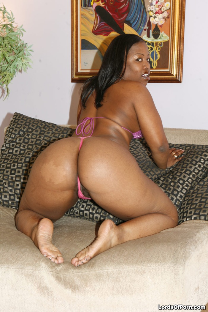 Young ebony white cock