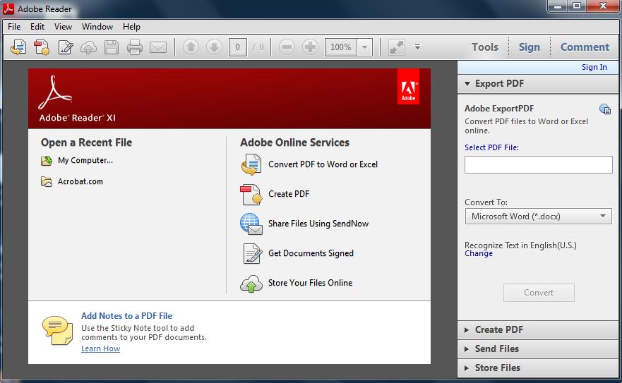 Adobe Acrobat XI Pro 11010 (free) - Download latest