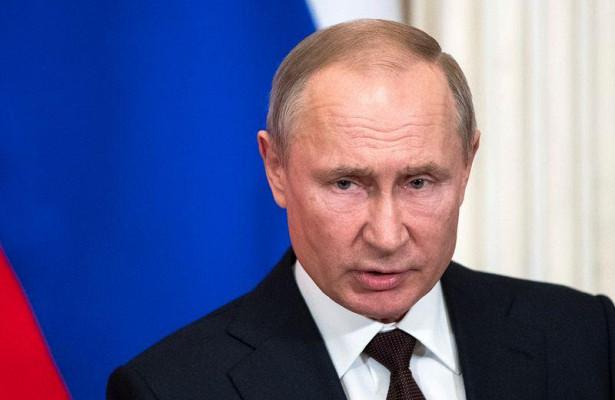 Путин объяснил действия противников «Северного потока— 2»