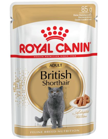 Роял канин корм royal canin british shorthair