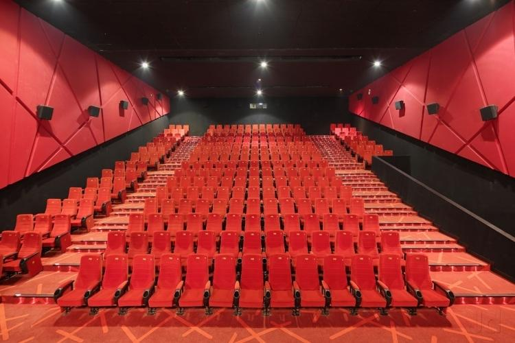 Cinemas with M-Ticket : Support Center