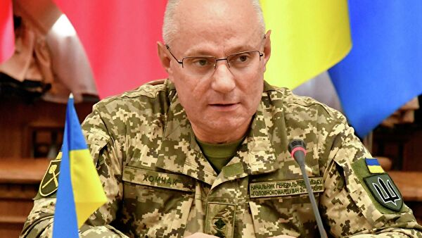«Решил убаюкать»: вРоссии ответили украинскому генералу