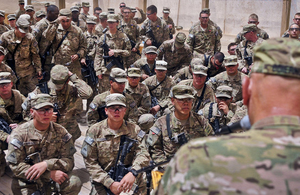 TheAtlantic (США): трагедия американской армии (часть 1)