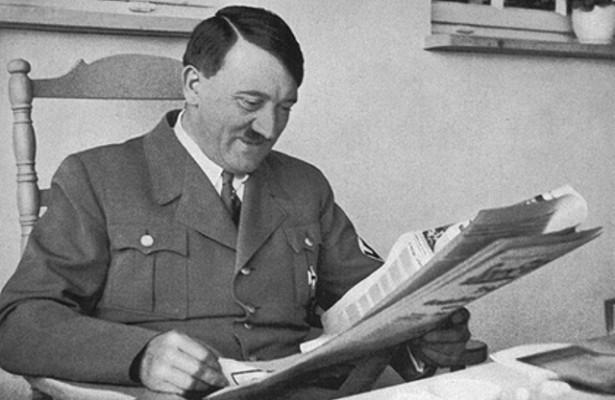 ВРоссии предложили наказывать зафото Гитлера