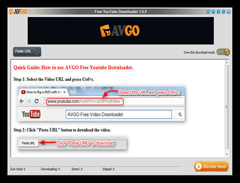 Paste url and download video Free Download for
