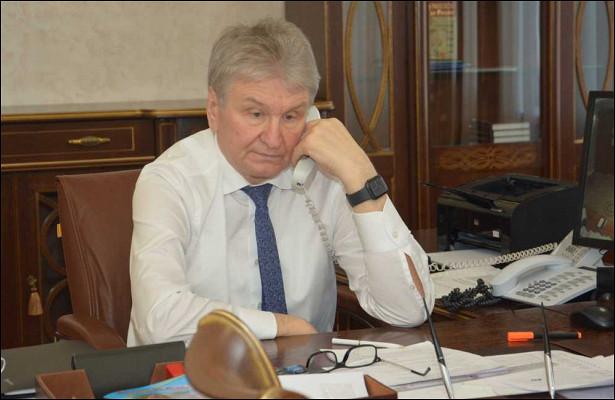 Председатель городского парламента провел прием граждан